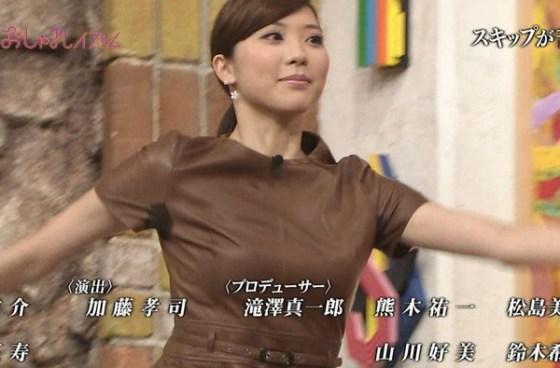 【放送事故画像】女子アナやアイドル達が最も恥ずかしがるハプニングがこれだww 06