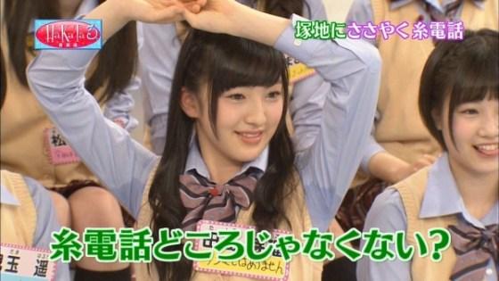 【放送事故画像】女子アナやアイドル達が最も恥ずかしがるハプニングがこれだww 16