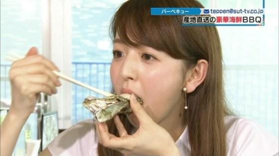 【放送事故画像】こんな食べ方してたら卑猥なこと妄想してもいいよなwww 07