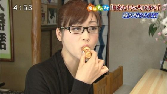 【放送事故画像】こんな食べ方してたら卑猥なこと妄想してもいいよなwww 15