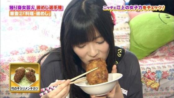 【放送事故画像】食欲の秋!フェラ顔満載で食べまくるwww 07