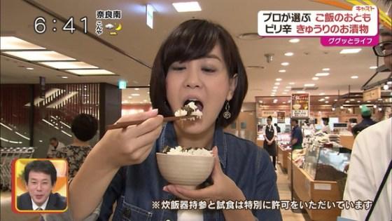 【放送事故画像】食欲の秋!フェラ顔満載で食べまくるwww 19