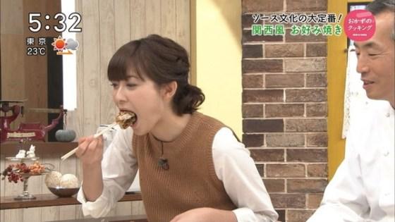 【放送事故画像】食べ方エロい!表情もエロいw何食べててもエロい疑似フェラww 14