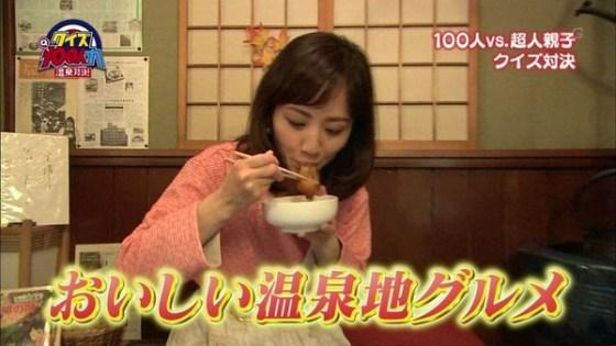 【放送事故画像】食べ方エロい!表情もエロいw何食べててもエロい疑似フェラww 15