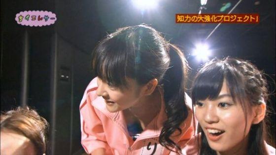 【放送事故画像】テレビに映ったオッパイを好きにしていいって言われたらどぉする?ww 10