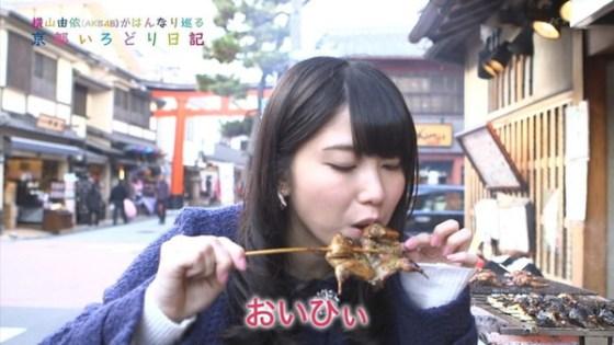 【放送事故画像】エロい顔しながらフェラ好きそうな食べ方してる疑似フェラ画像だよwww 10
