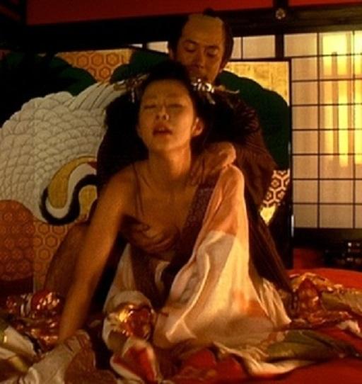 【お宝エロ画像】必見!女優たちの濡れ場シーンをかき集めましたwww 02