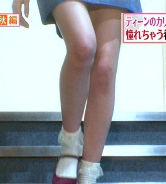 【放送事故画像】パンツちらつかせながらテレビに映るって痴女なの?www 08
