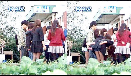 【放送事故画像】この一瞬を見逃すな!女子アナやアイドルの見せる一瞬のパンチラ! 13