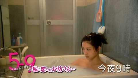 【放送事故画像】ドラマのエロシーンって下着は勿論乳首まで普通に出すよなwww 02