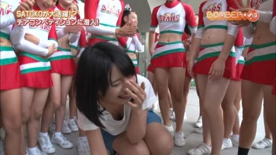 【放送事故画像】美乳で巨乳なオッパイ娘達がここぞばかりにオッパイアピールwww 04