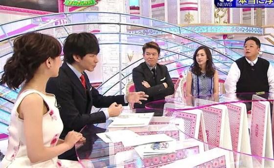 【放送事故画像】やはりピンクが人気か!色んな所からブラが見えてるぞwww 23