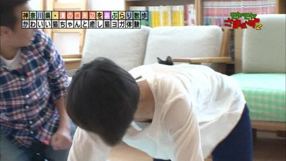 【放送事故画像】テレビで透け透けの衣装でやらしく自分の下着を見せつけてる女達ww 14
