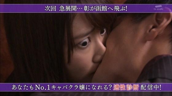 【放送事故画像】セックスする合図はやっぱりキス?ドラマなどで映ったキスシーンww 05
