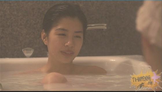 【お宝エロ画像】レズ物語のドラマ、トランジットガールズ!女同士でお風呂入ってイチャラブwww 13