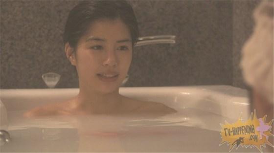 【お宝エロ画像】レズ物語のドラマ、トランジットガールズ!女同士でお風呂入ってイチャラブwww 15