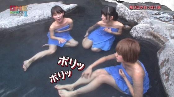 【放送事故画像】一度は覗いて見たい女風呂をテレビで放送するんだもんなww 08