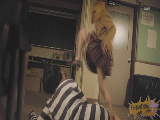 【お宝エロ画像】監獄学園第8話!何と花ちゃんがキヨシに逝かされる!!!! 13