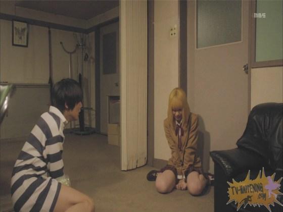 【お宝エロ画像】監獄学園第8話!何と花ちゃんがキヨシに逝かされる!!!! 18