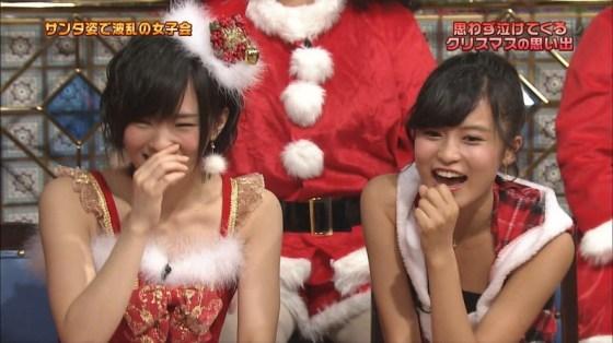 【放送事故画像】メリークリスマス!って事でサンタコスした女達のプレゼントだーwww 24