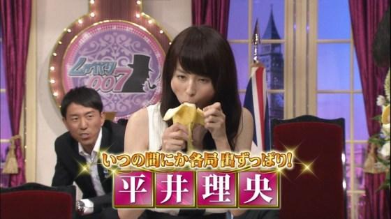 【放送事故画像】この女達は完全に狙ってこんな食べ方してるんだろうなww 02