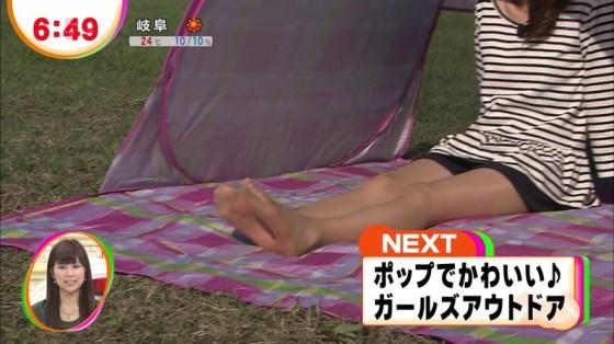 【放送事故画像】臭そうな足がテレビに映ってるんだけどちょっと臭ってみたくないか?ww 14