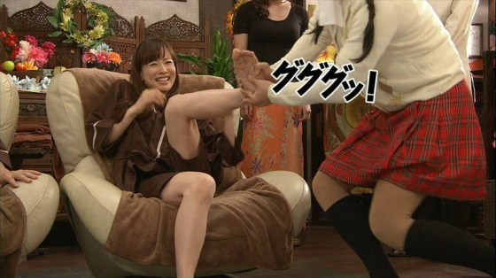 【放送事故画像】臭そうな足がテレビに映ってるんだけどちょっと臭ってみたくないか?ww 17