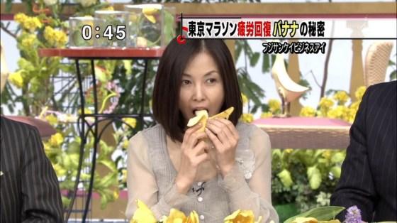 【擬似フェラ画像】テレビでただ食べてるだけでエロく見えてしまうのは俺の問題? 13