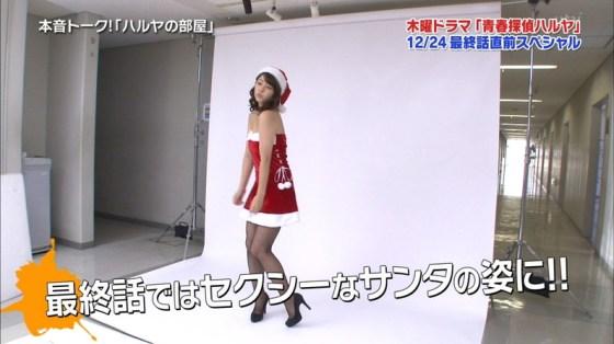 【放送事故画像】プレゼントは、わ、た、し♡女子アナやアイドル達のサンタコス画像www