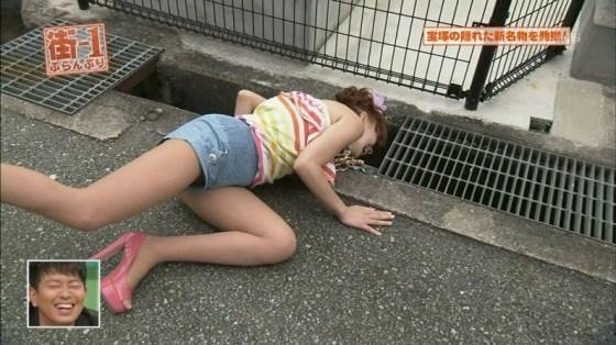 【放送事故画像】テレビのハプニングでやっぱりパンチラが一番見れて嬉しい?ww 13