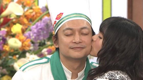 【放送事故画像】キス顔とかキスシーン見てたらキュンキュンしない?ww 07
