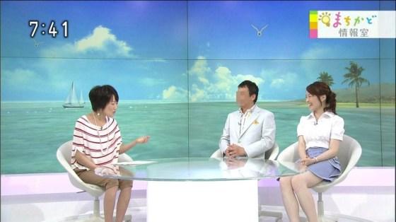 【放送事故画像】ちょっとだけよ~!ムチムチ太もも露出さして男を虜にする女性タレント達ww 18