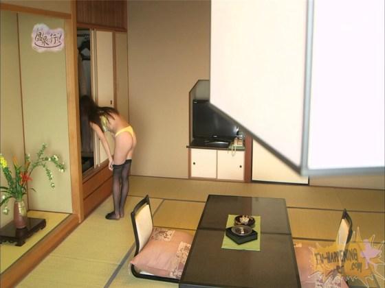 【お宝エロ画像】来た来た来た~!!温泉に行こうで完全に乳首映しやがった~wwww 39