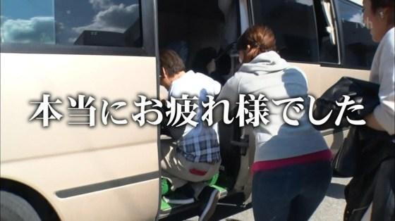 【放送事故画像】女子アナがピッタリしたパンツ履いてお尻のラインが丸分かりww 19