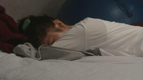 【放送事故画像】思わず悪戯したくなるような超可愛い寝顔に癒されたくないか? 22
