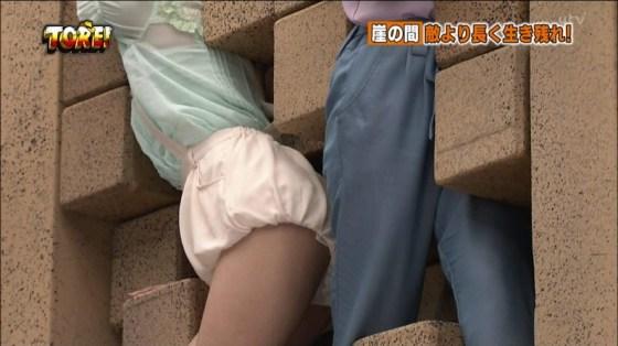 【放送事故画像】ムチムチ太股見てると段々ムラムラしてくるタレントの美脚!! 13