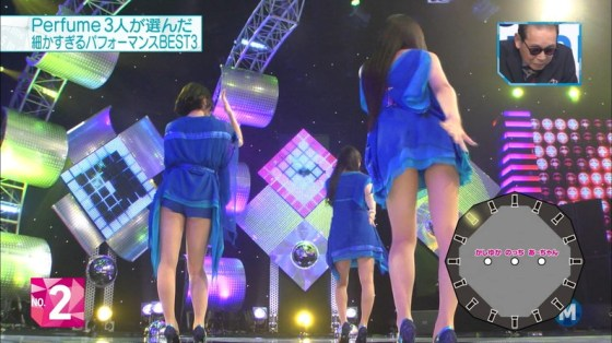 【放送事故画像】アイドルや女子アナの太ももが付け根の方まで見えてたまらんごwww 23