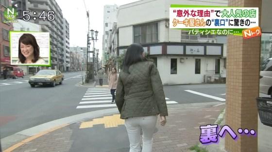 【放送事故画像】女子アナのピタパンお尻を見てたら勃起が収まらなくなってどぉしようもない件w 17