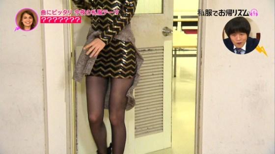 【美脚キャプ画像】タレントの生足もいいけどパンスト履いてる美脚もたまりませんなぁwww 11