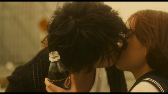 【キステレビキャプ画像】見てるだけで照れちゃう女子アナやタレント達のキス顔やキスシーンww 02