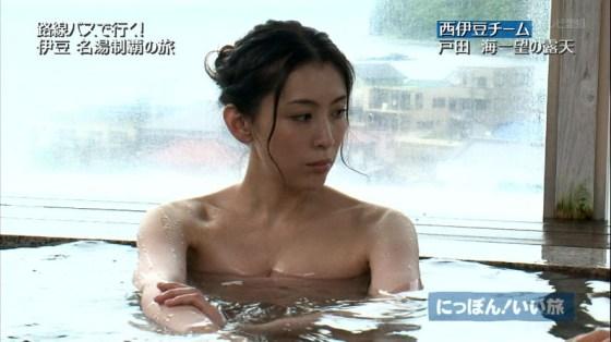 【温泉キャプ画像】貴重な女優やアイドルの入浴姿がこんなにエロいとはw 20