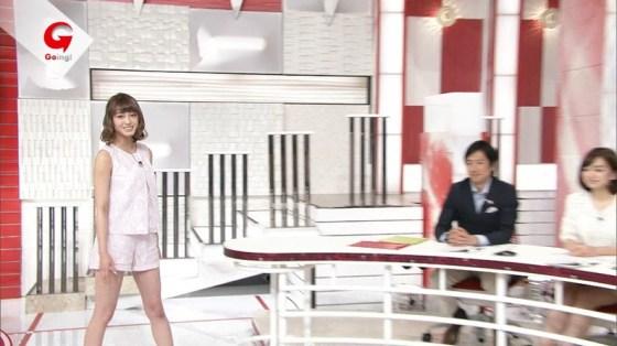 【太ももエロ画像】芸能人のムッチムチなエロい太もも見たい奴ら集合!! 07