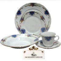 Czech Porcelain Thun Dinnerware Set Fine China