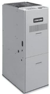 Concord 80% 100,000 BTU Upflow Natural Gas Furnace ...