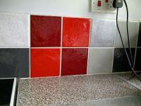 18 Peel Stick & Go Kitchen Wall Tile Stickers Transfers