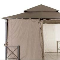 GRILL GAZEBO CANOPY SHELTER COVER PARTY OUTDOOR TENT PARK ...