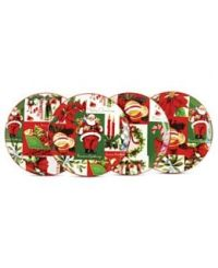 PENNY FLOWERS PENNY LANE COLLECTION BY PARK DESIGNS DINNERWARE