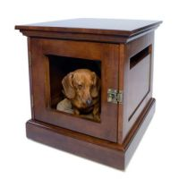 Dog Crate Furniture / Solid Wood Crate Furniture Orvis
