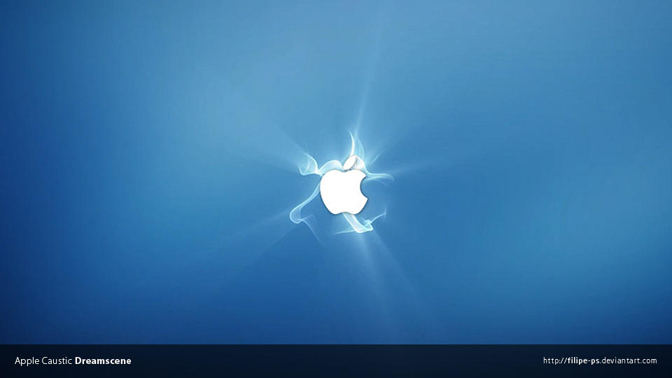 How To Make Animated Wallpaper Apple Caustic By Filipe Ps On Deviantart