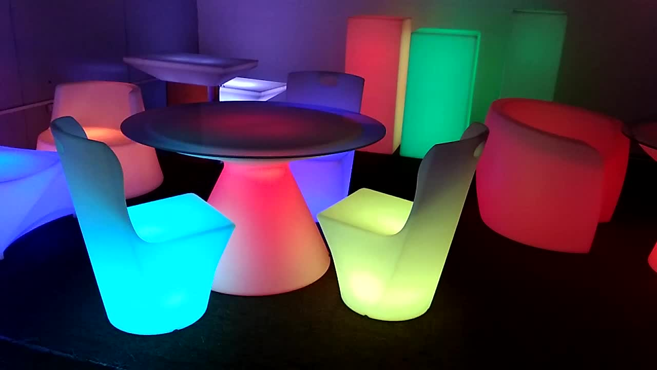 Sofa Led 16 Color Changing Glowing Living Room Furniture Plastic Led Sofa Buy Plastic Led Sofa Glowing Living Room Led Sofa Led Furniture Sofa Product On